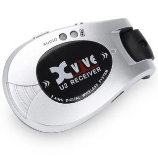 X Vive U2 Silver - Sistema Wireless per Chitarra/Basso04
