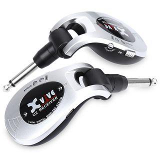 X Vive U2 Silver - Sistema Wireless per Chitarra/Basso02