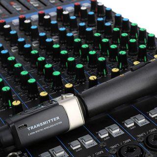 2 X Vive - U3 Microphone Wireless System