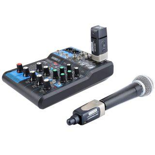 3 X Vive - U3 Microphone Wireless System