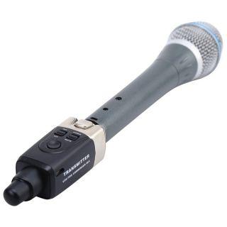 5 X Vive U3C Sistema Wireless per Microfoni a Condensatore