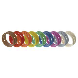 1 Neutrik - XX-Series coloured ring - giallo
