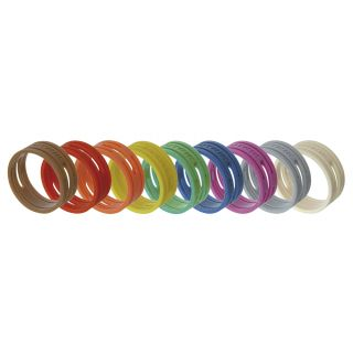 1 Neutrik - XX-Series coloured ring - grigio