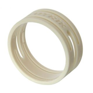 0 Neutrik - XX-Series coloured ring - Bianco
