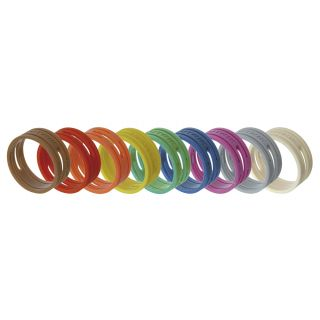 1 Neutrik - XX-Series coloured ring - Bianco