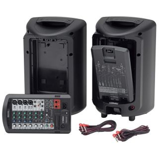 Yamaha Stagepas 400BT - Sistema Audio 400W con Mixer e Bluetooth04