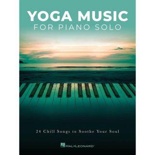 Hal Leonard Yoga Music for Piano Solo