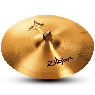 "Zildjian A0232 Piatto Crash A Medium Thin 18"""