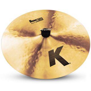 "Zildjian K0902 Piatto Crash K Dark Thin 16"""