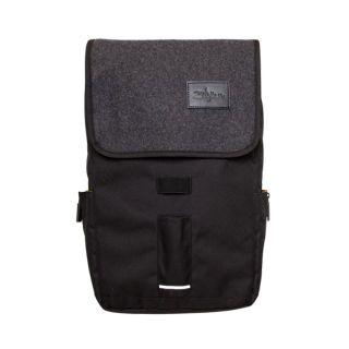 Zildjian T9001 - Zaino Nero Grigio Impermeabile per Laptop con Smart Sleeve