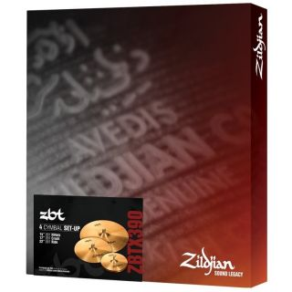 Zildjian zbtx390 package