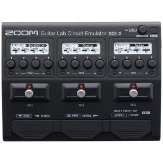 Zoom GCE 3 - Interfaccia Audio USB per Chitarristi/Bassisti