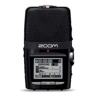 ZOOM H2n Registratore Digitale + Scheda SD 2GB in Omaggio