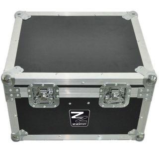 ZZIPP 4 x ZZSPARCOLD Effetto Non Pirotecnico con Flight Case04