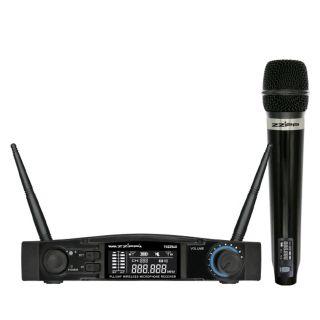 ZZIPP TXZZ540 Set Radiomicrofono a Gelato UHF 48 Canali