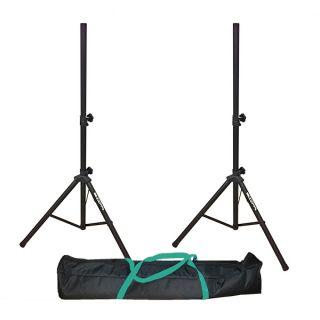 Coppia Supporti / Stand / treppiedi Speaker Stand regolabili (borsa omaggio)