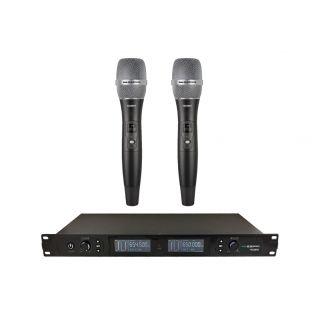 ZZIPP TXZZ800 - Radiomicrofono Doppio a Gelato