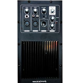 ZZIPP ZZPX15 - Diffusore Biamplificato 200W RMS02