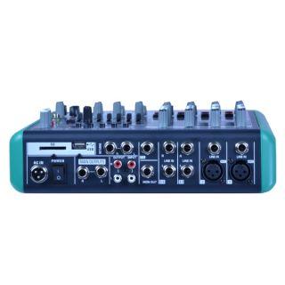 ZZIPP ZZMX6R Mixer retro