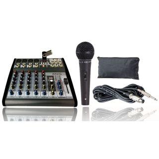 pack nero zzipp Set Mixer Audio 6 Ch