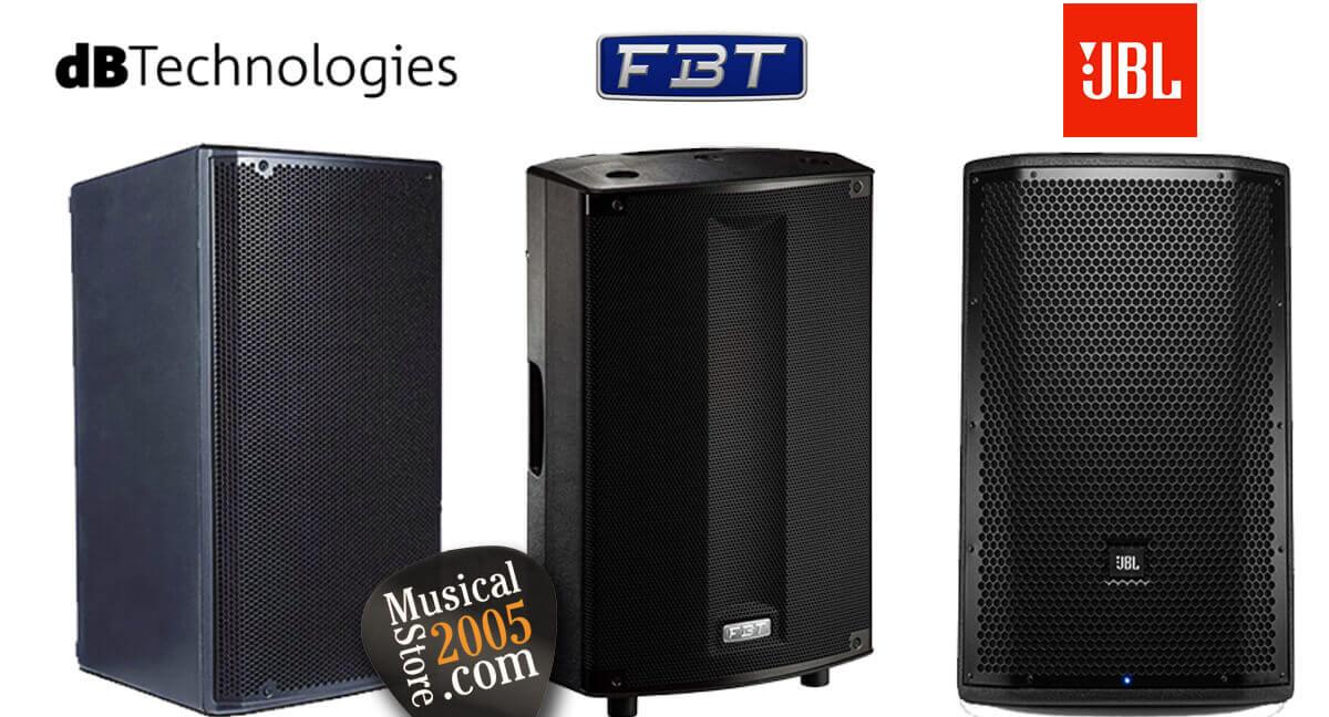 fb773a2904fd8c Casse attive & amplificate: le migliori casse attive professionali del 2019  | | Musical Store 2005