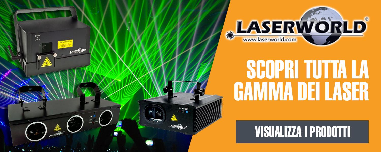 Effetto laser show