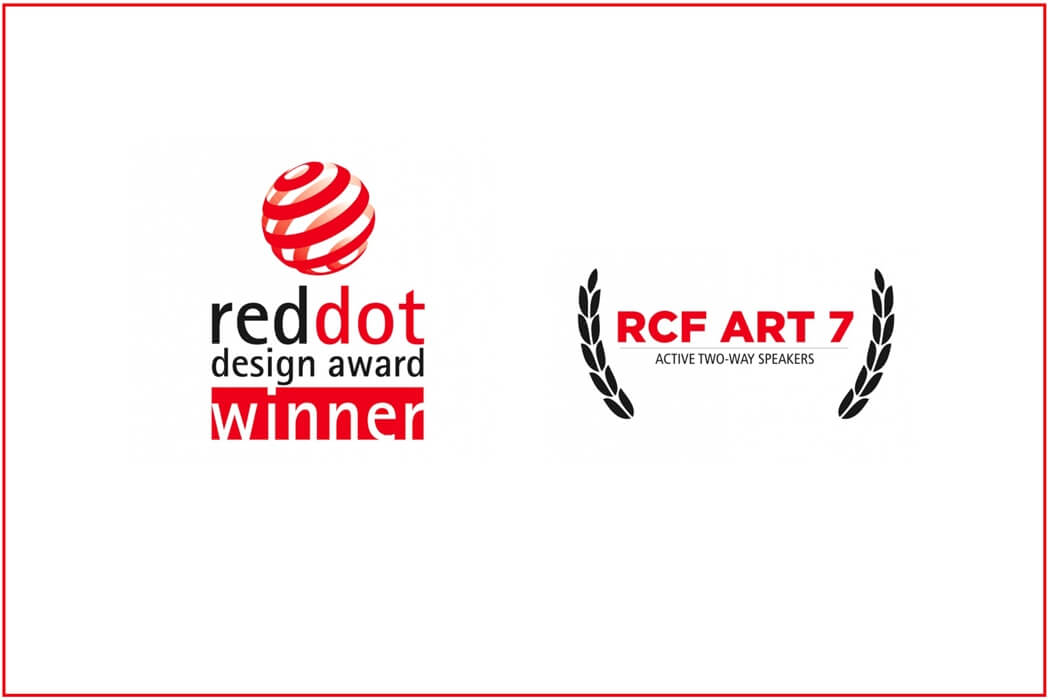 rcf red dot design