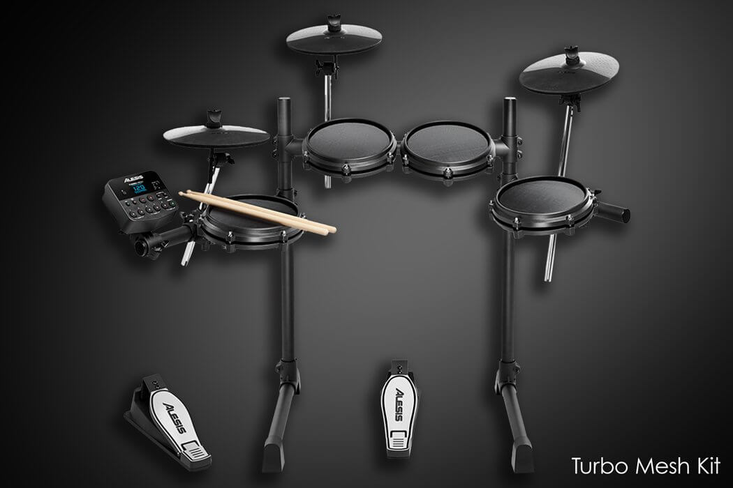 alesis turbo