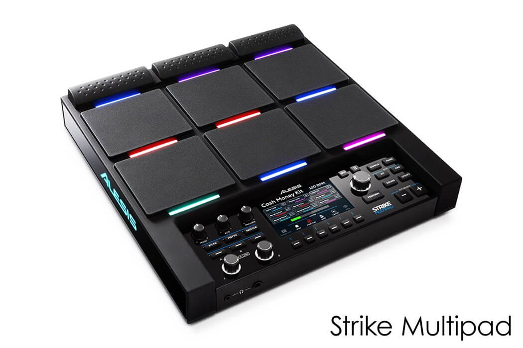 strike multipad