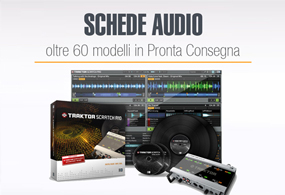 Schede Audio Usb in offerta oltre 60 modelli Disponibili