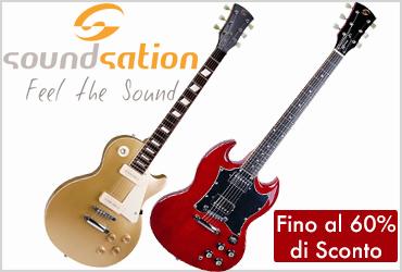 Chitarre SoundSation