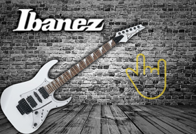Ibanez chitarre elettriche