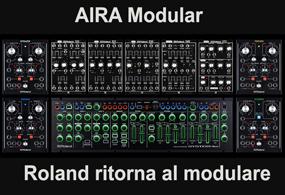 Roland AIRA modulare