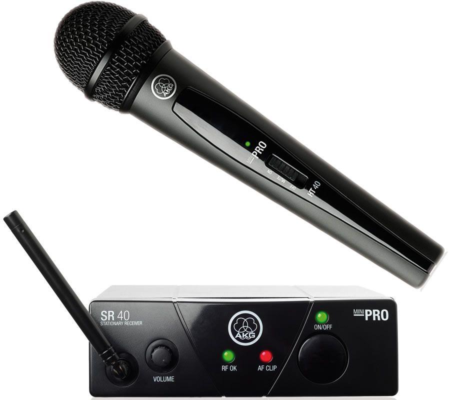 Microfono Wireless o con filo?