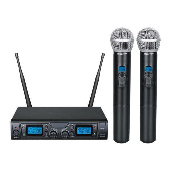 Radiomicrofono con 2 Gelati