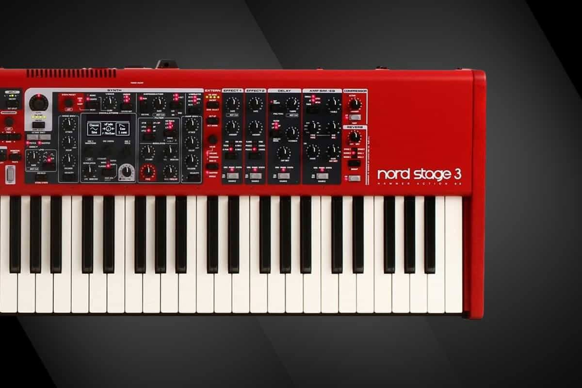 nord stage 3 dx