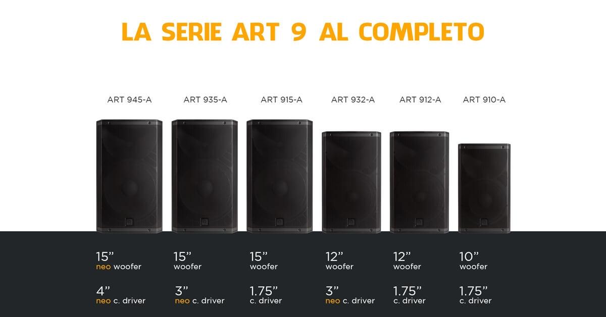 art 9 serie completa