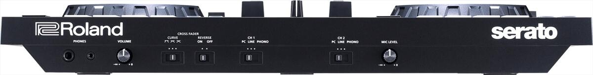 roland dj 505 connessioni