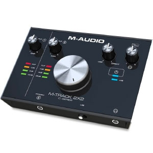 M-AUDIO M-Track 2x2 Interfaccia Audio USB