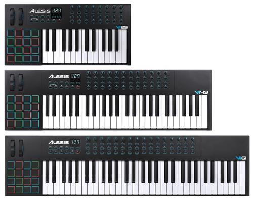 Alesis VI tastiere e controller midi usb