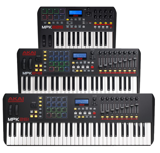 Akai MPK2 tastiere midi controller