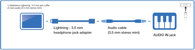I-PHONE (connettore lightning)