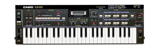 Sintetizzatore CZ-101