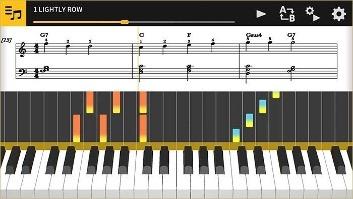 partitura musicale