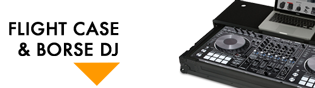 Flight Case e Borse dj