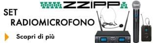 Radiomicrofoni Zzipp