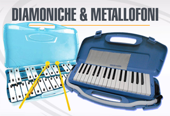 Diamoniche & Metallofoni
