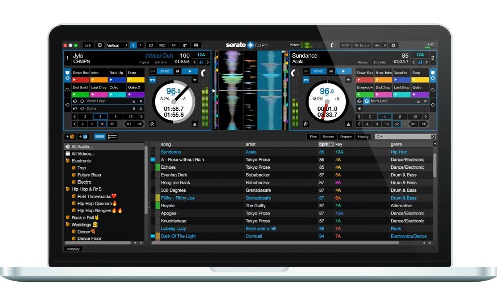 Roland DJ-202 | Serato dj