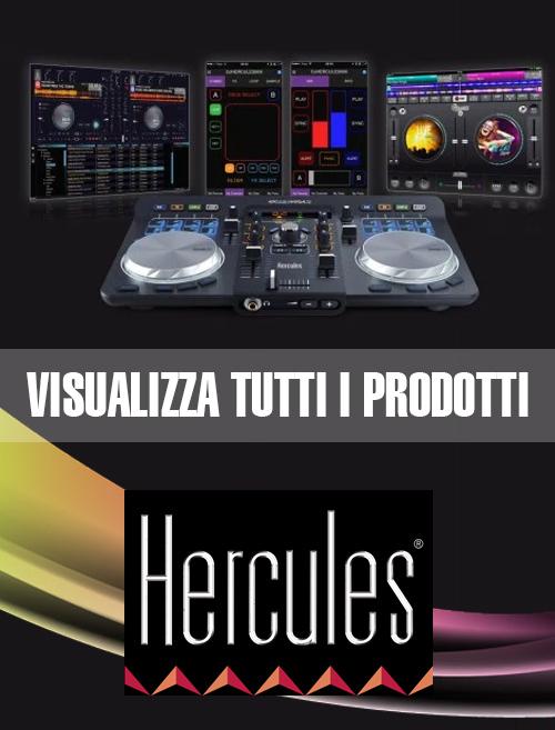 Hercules DJ - Prodotti per DJ