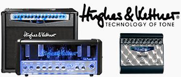 Hughes&kettner amplificatori per chitarra e pedali